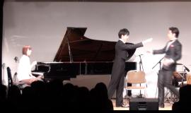 Turandotの【誰も寝てはならぬ】の替歌 / 歌、尺八、ピアノを操る変態的天才ナルシスト【欲張りユウタ】